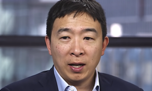 Andrew Yang defended atheists in a recent interview.