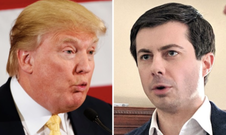 Pete Buttigieg slams Trump's social media summit