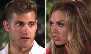 "The ""Bachelorette"" star shuts down a contestant who demanded she be sexually pure."