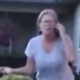 A woman got off with a warning after phoning a false police report on a black family.
