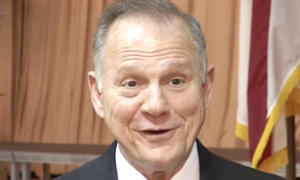 Roy Moore is having fundraising problems regarding his latest Senate bid.