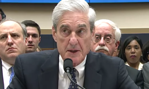 Robert Mueller said lying form witnesses impeded the investigation into collusion between the Trump campaign and Russia.