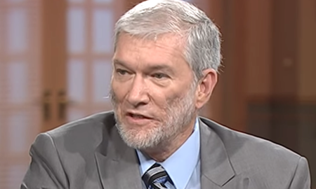 Ken Ham thinks climate change is nothing to worry about.