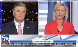 Sean Hannity says he'd rather be in a migrant detention camp than some American cities.
