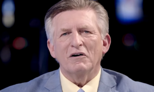 Rick Wiles has a special request for God, otherwise known as his viewers.
