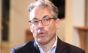 Eric Metaxas worships a scary God.