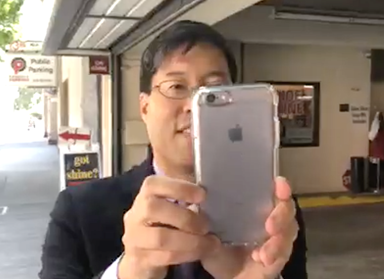 Anti-vaxxer posts video of himself assaulting senator who authored law that limits vaccine exemptions